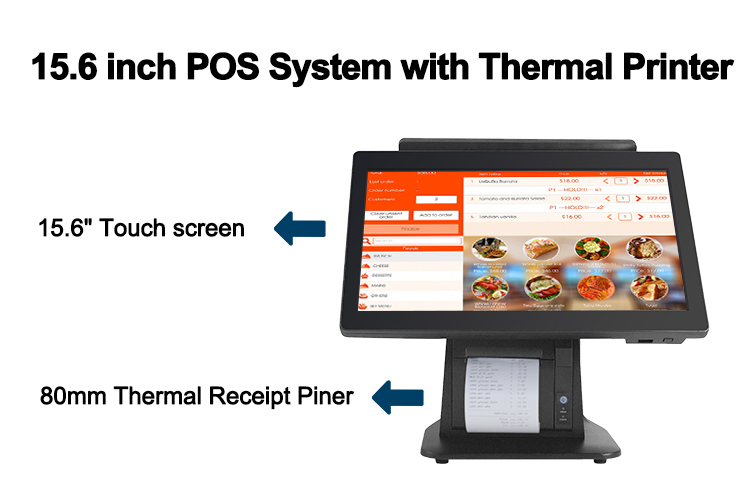15.6 Inch Point Of Sale System