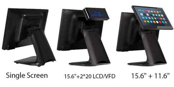 pos touch screen cash register system